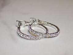 Simple Hoop Earrings Silver.jpg