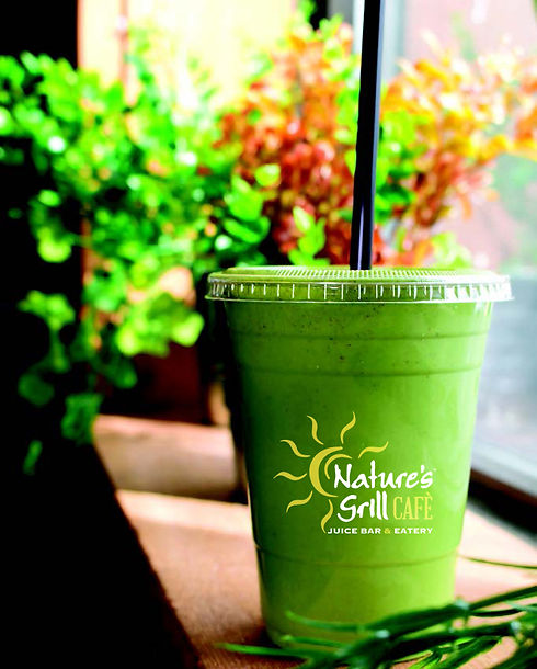 Nature's Grill Smoothie
