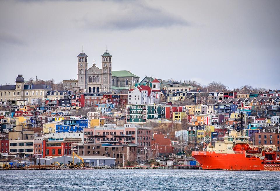 St John's Newfoundland