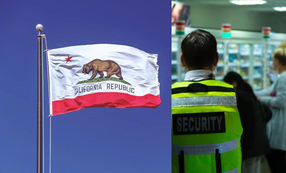 California security license