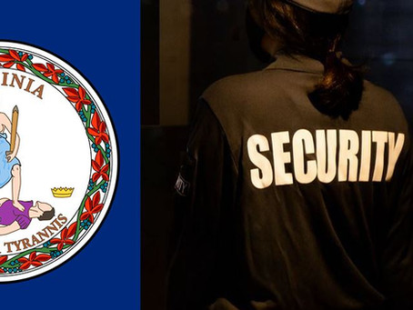 How to Become a Security Guard in Virginia