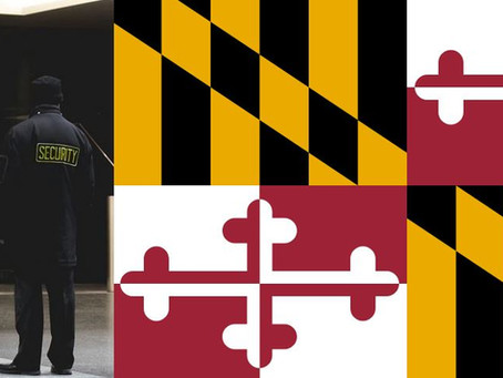 How to Become a Security Guard in Maryland