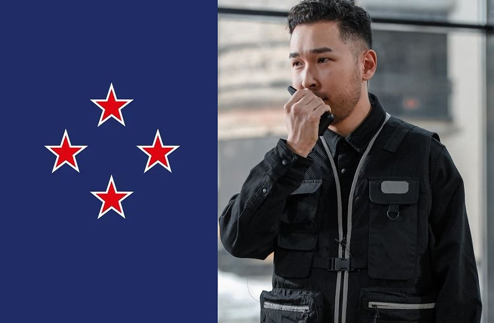 NZ security license