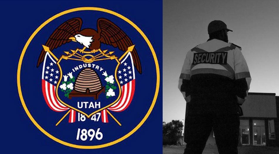UT security guard license