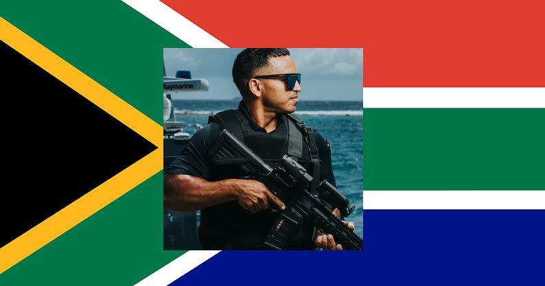SA guard license