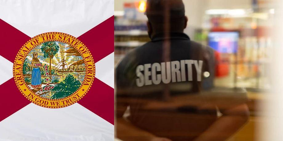 Florida Security Guard License