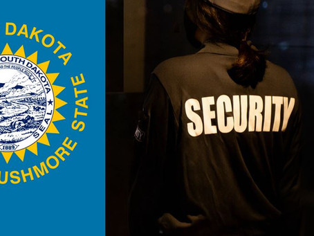 How to Become a Security Guard in South Dakota