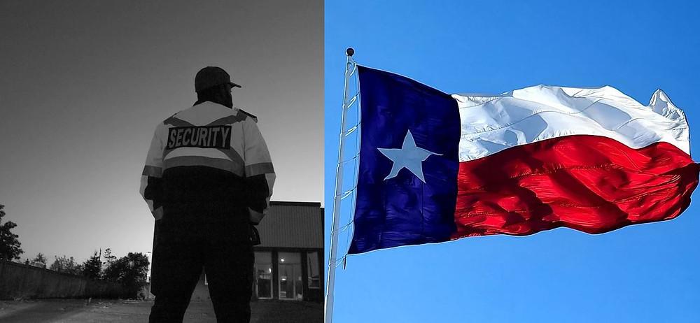Texas security license