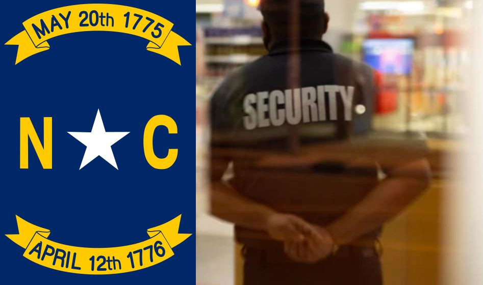 NC security license