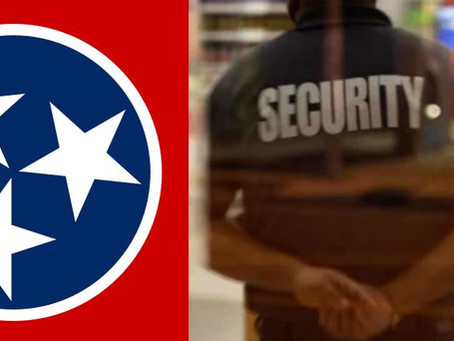 How to Become a Security Guard in Tennessee