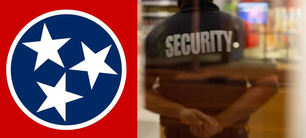 TN security guard license