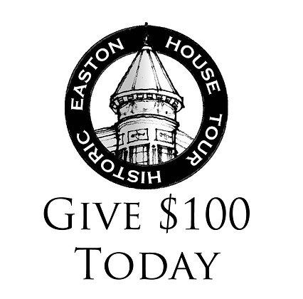 Donate $100