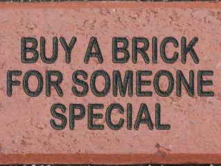 2021 Memorial Brick Campaign