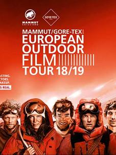 European Outdoor Film Tour 18/19