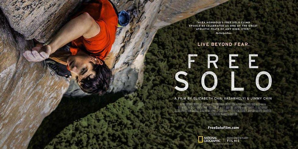 Free Solo (Hong Kong) @ AMC Pacific Palace