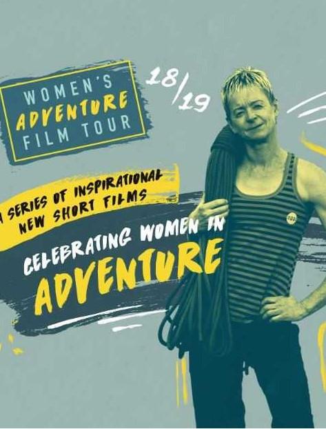 Women's Adventure Film Tour (Coming Soon to KL)