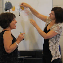Business Coaching, Health & well-being workshops, Lynette Breen, workshops, Diane Stride