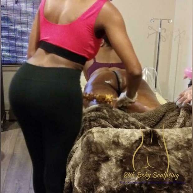 Wood Therapy for Cellulite
