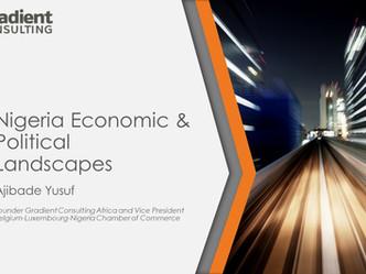 Nigeria Economic Landscapes