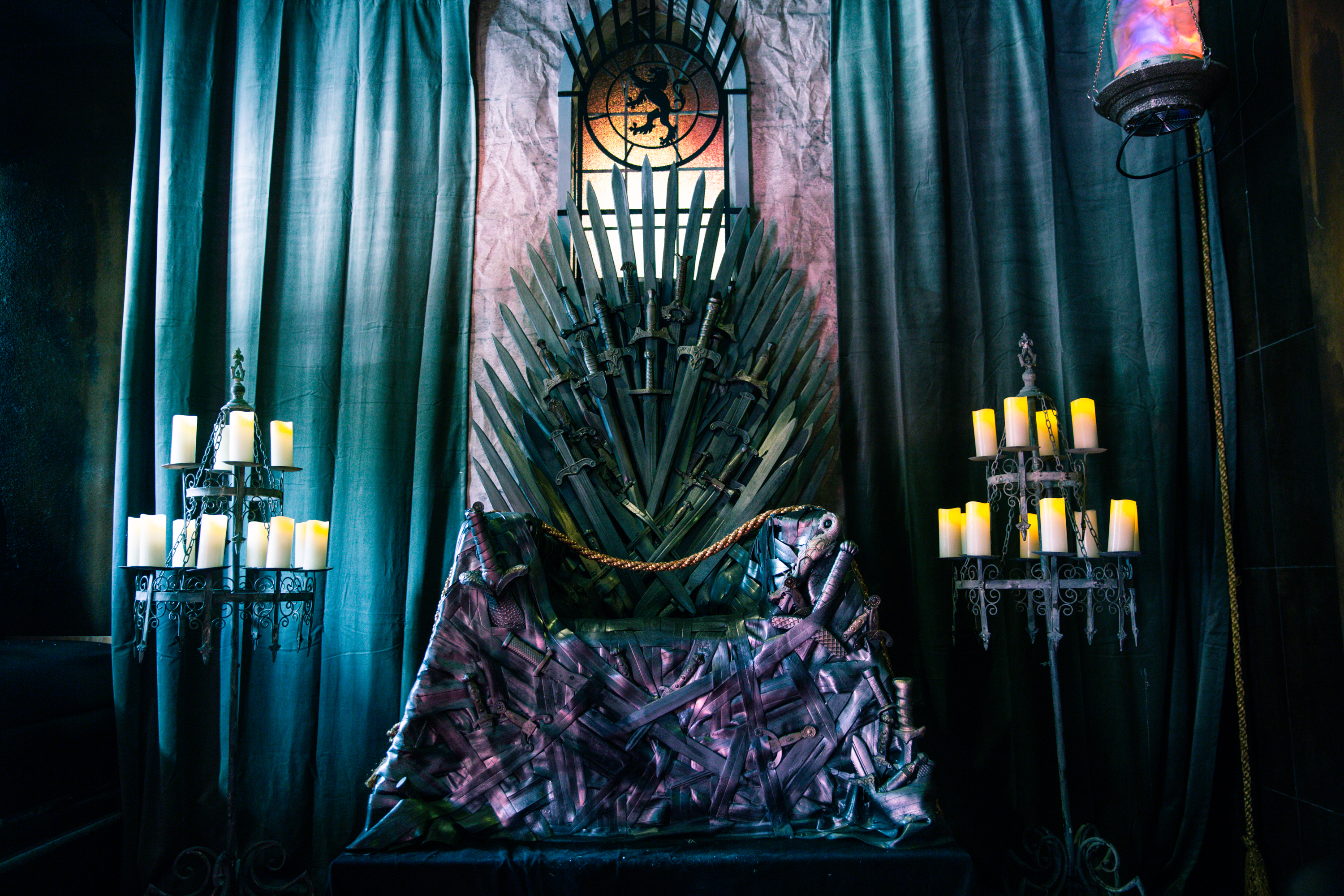 Game of Thrones Themed Popup Design