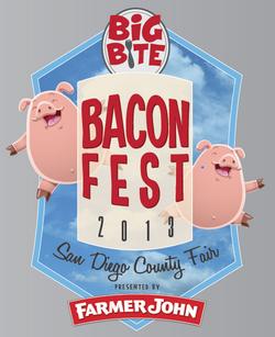 Big Bite Bacon Fest logo