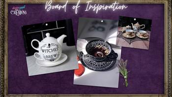Teaset Ideas - Witches' Tea Party