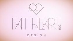 Fat Heart Design logo