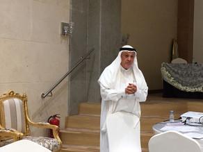 تاروت.. آل محمد حسين يطالب بوضع خطط استراتيجية للأعمال التطوعية