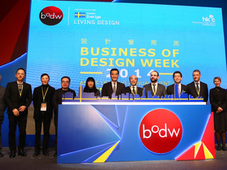 BODW2014 Unveils the Design Vibe in Asia