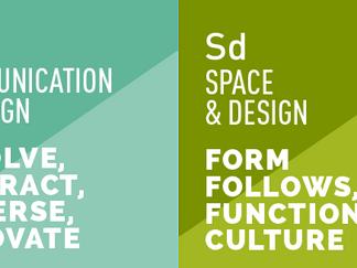 傳訊與設計,空間與設計
