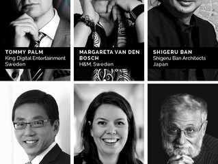 HKDC Unveils Global Speakers for its Business of Design Week (BODW) 2014 in Hong Kong