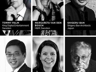 「設計營商周2014」世界星級講者陣容