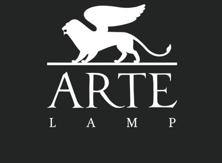 Обновление прайс-листа ARTE LAMP & DIVINARE