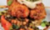 חזה עוף פיסטצ'ו