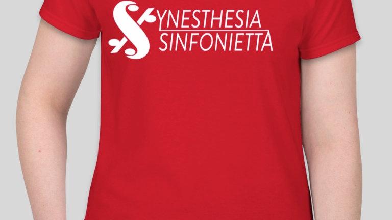Synesthesia Sinfonietta Logo T-Shirt