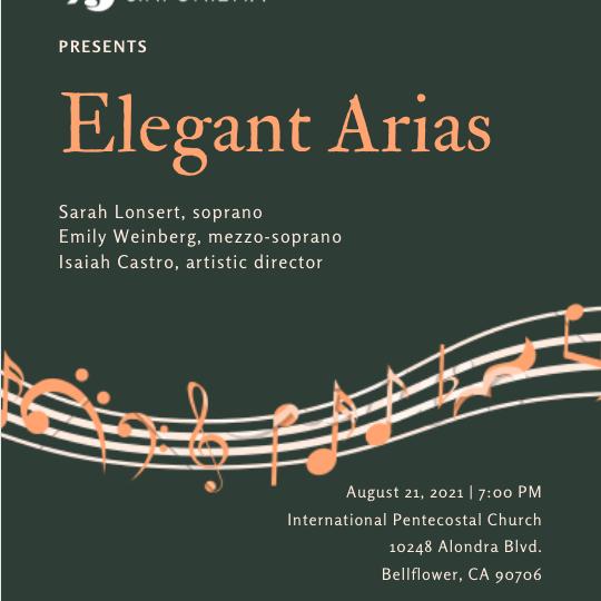 Elegant Arias