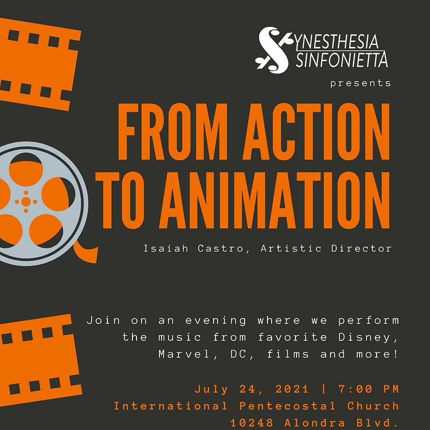 From Action to Animation