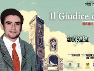 Il Giudice di Canicattì, con la voce di Giulio Scarpati.