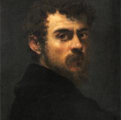 Jacopo Robusti, aka Tintoretto, self-portrait (1547 ca.)