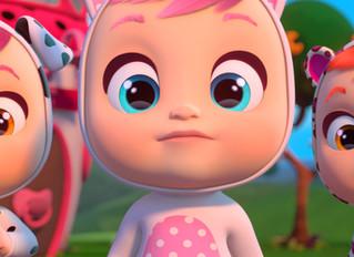 Cry Babies - Magic Tears (12 x 3') pre-school cartoons series in French + German
