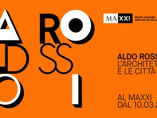 Aldo Rossi @MAXXI 2021