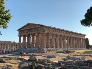 Tesori da scoprire: Paestum, meraviglia del Cilento!