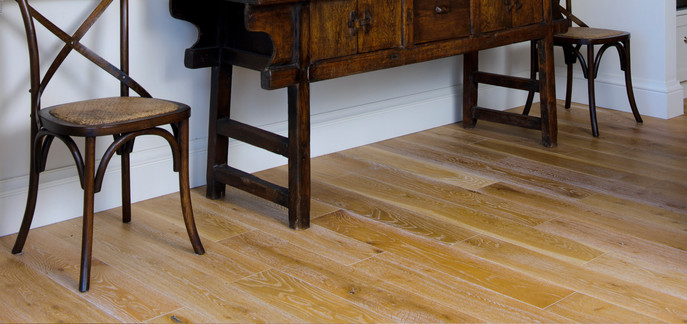 Single Origin French Oak Floor
