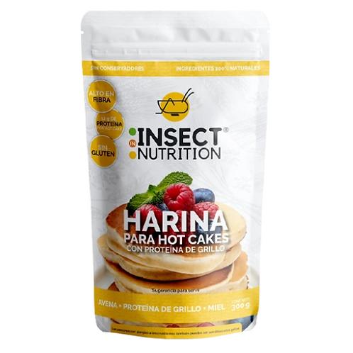 Harina para Hot Cakes con Proteína de Grillo   300 g