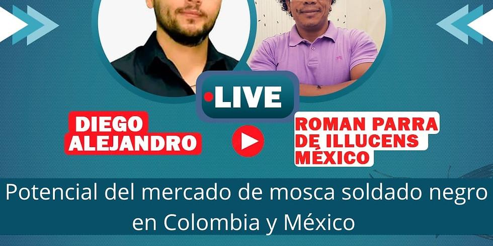 """Instagram Live: """"APICAL: Alianza de la Industria de Insectos Comestibles de América Latina"""""""