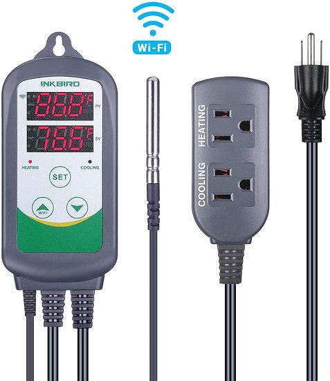 Controlador de Temperatura para Ambiente Controlado con WiFi