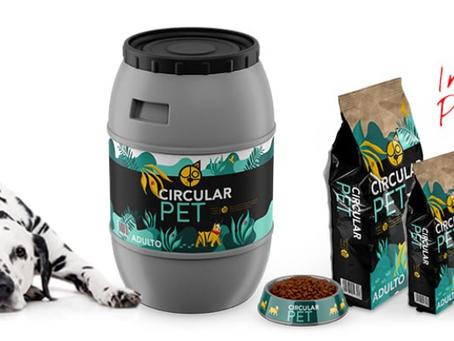 Un respiro al planeta: Circular Pet fabrica comida de mascotas a partir de harina de insecto
