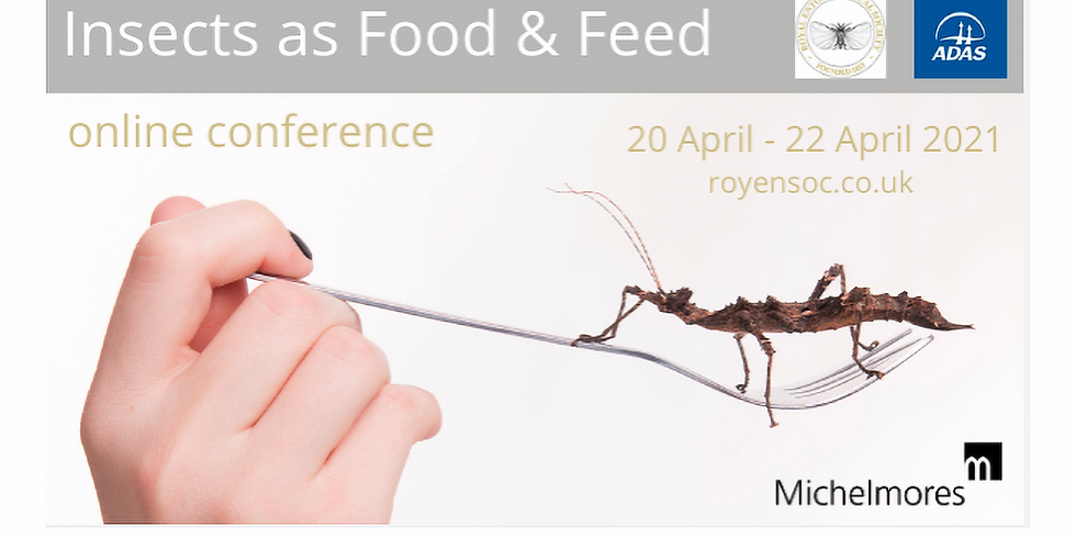 Insects as Food & Feed (IAFF) conference