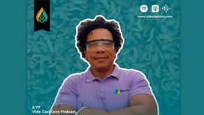Podcast: Composta con larva de mosca soldado   Illucens México