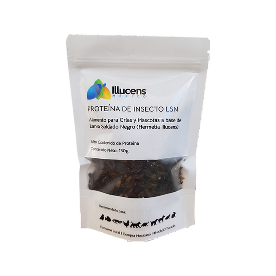 LSN Insect Protein for Animal Consumption x 150g
